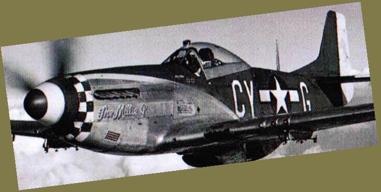 Ł P-51D Mustang