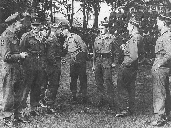 8th Hussars at Bognor
