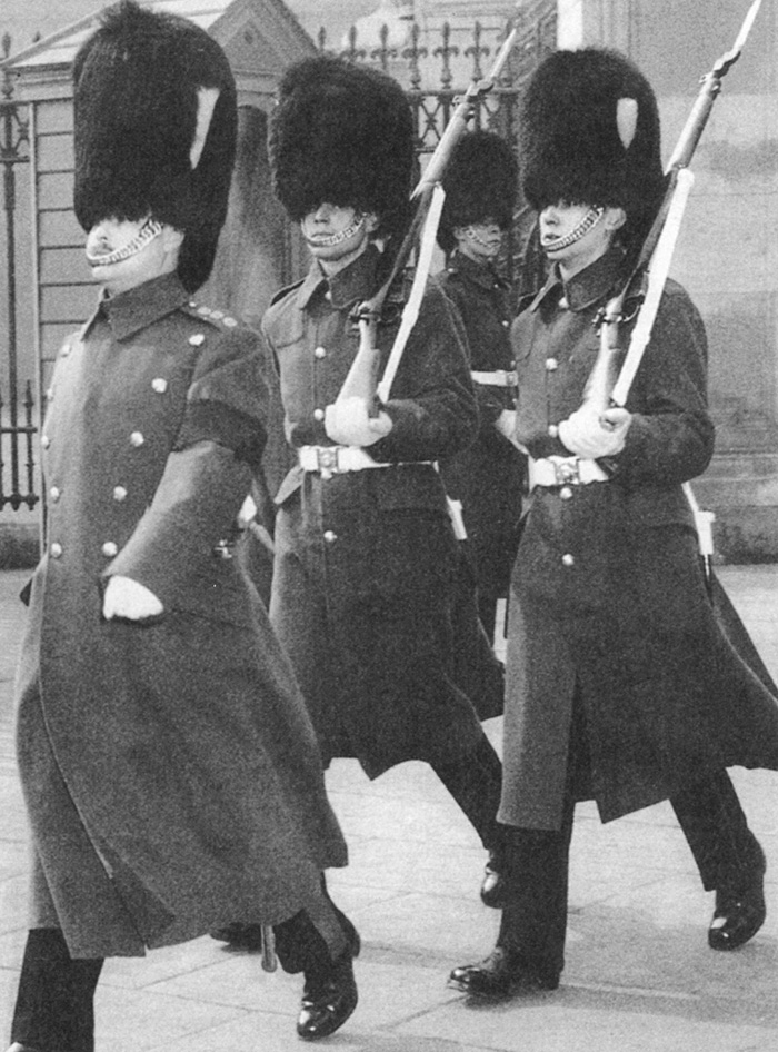 Grenadier Guards, 1952