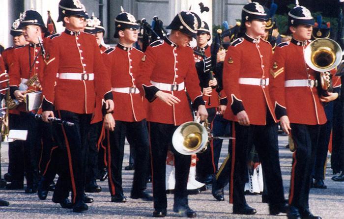 Band of the Queen's Regiment